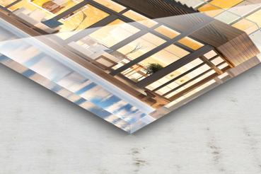 stampa foto su vetro