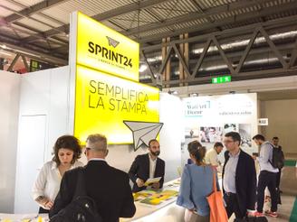 Sprint24 al PRINT4ALL 2018: