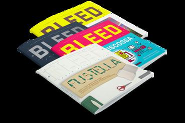 Bleed Magazine: Bleed vuole informare ed aggiornare con rubriche, approfondimenti, servizi speciali dedicati a Sprint24 e al mondo della grafica e della tipografia in genere. Nato dalla convinzione che il mestiere (e l'arte!) del tipografo sia tanto impegnativo ...