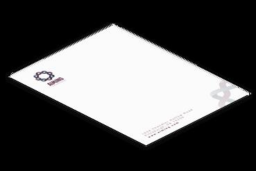 Carta Intestata: Configura, Ordina, Stampa Online. Conviene!: Stampa carta intestata. Non usare un foglio qualsiasi! Per le tue lettere scegli la carta intestata. Con Sprint24 la puoi configurare e ordinare online.