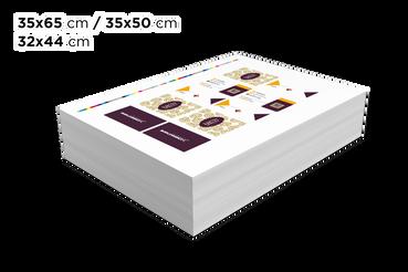 Fogli macchina piccoli: Stampa Online, Conviene!: Stampa online intere plance di fogli macchina piccoli con Sprint24. Entra e scopri tutti i servizi della nostra tipografia online: qualità al giusto prezzo.