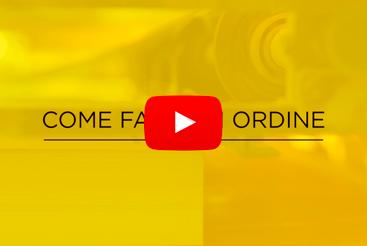 Come fare un ordine: Se hai bisogno di aiuto per effettuare un ordine sul nostro sito, guarda questo breve video!     Scegli il prodotto di cui hai bisogno e configuralo secondo le tue necessità, scegliendo numero di pagine, carta ecc.    Allega il file se già l...