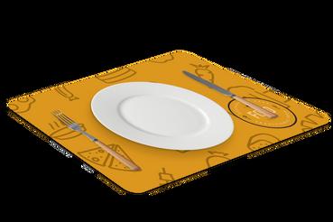 tovagliette di carta per ristoranti