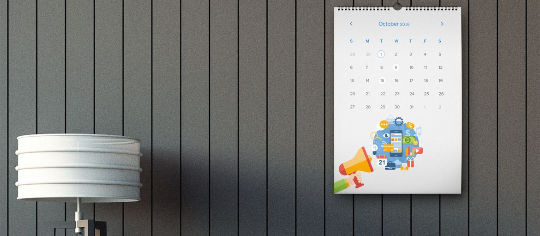calendario design