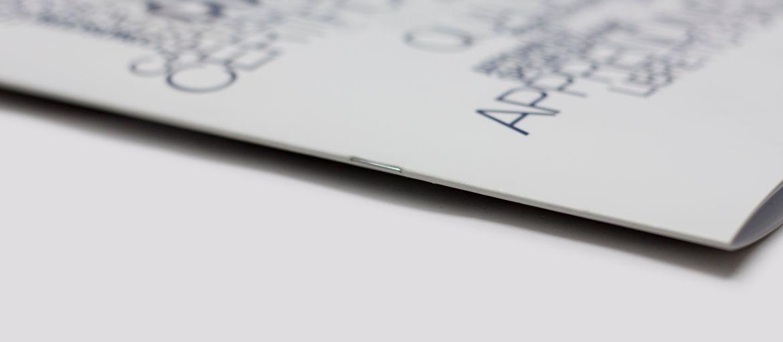 Quaderno Punto Metallico