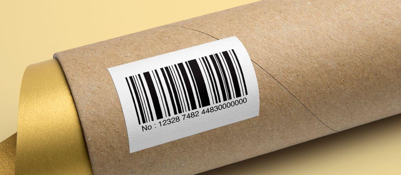 adesivi barcode